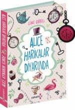 Alice Harikalar Diyarında Ve Aynadan İçerde