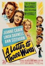 3 Kadına Bir Mektup