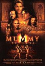 Mumya'nın Dönüşü