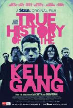 Kelly Çetesi'nin Gerçek Hikayesi - True History of the Kelly Gang
